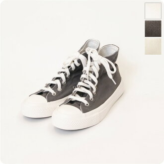 12 / 8 up to 9:59! Armen Amen high-cut / wash canvas sneaker-namc0702d (3 colors)