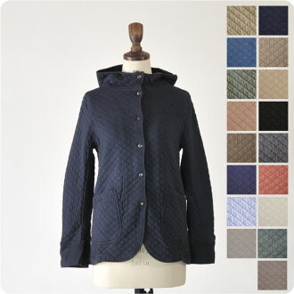 Armen Amen cotton quilt hooded jkt / コットンキルティング hood jacket, nam0555 (all 17 color) (M-L) SSpopular03mar13_ladiesfashion