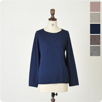 pyjama knitwear pyjamas knit wear surf top and solid cotton ポケットサマー knit (5 colors) (free)
