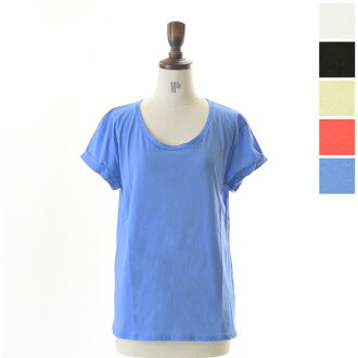 And B & H by and at roll-up short sleeve T shirt rdb13003 (5 colors) (M)