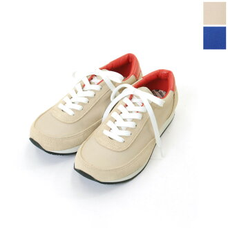 blueover blue over SHORTY./ Shorty nylon x velour suede sneakers (2 colors) (unisex)
