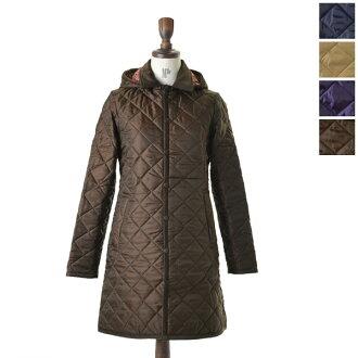 LAVENHAM lavenham HALSTEAD LIBERTY / Halstead liberty detachable hood coat (4 colors) (S, M, L)