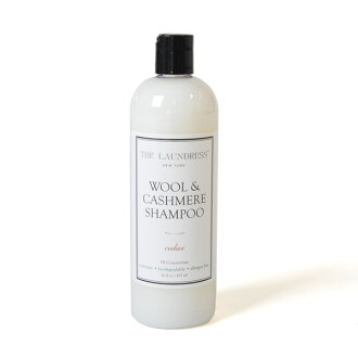 Laundry detergent .1054 for The Laundress the land reply wool cashmere shampoo Cedar 475ml/ wool cashmere