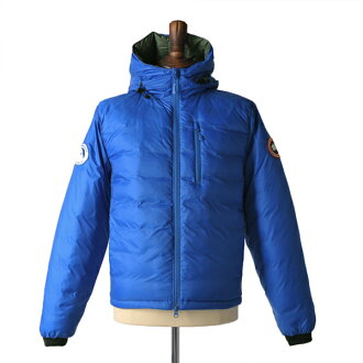 CANADA GOOSE Canada goose HOODY MEN's PBI LODGE / men's lodge foodie Canada Size Spec (XS, S, M)