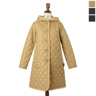 LAVENHAM lavenham BRUNDON LIBERTY / Brandon liberty hood quilted coat (6 colors) (S, M, L)