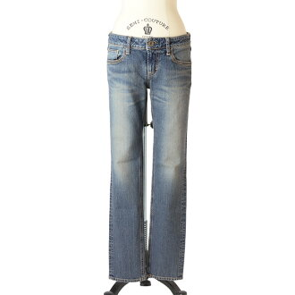 D.M.G(DMG) Domingo 5 denim pants-13-693 c 27-9 (S & M)