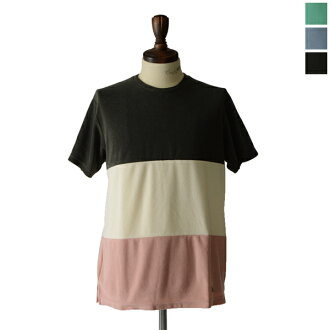 anapau: アナパウ Board Pile Tee color pile T shirts, ct-1403 (3 colors) (S, M, L)