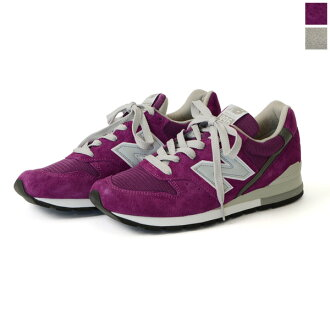 new balance New Balance Running Style / M996 suede X mesh sneakers