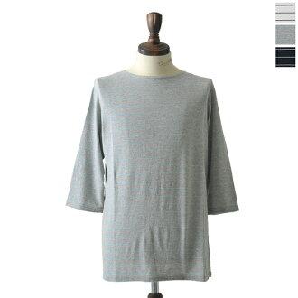 FilMelange fil melange PHELPS / Phelps Pinstripe 3 / 4 sleeve t-shirt
