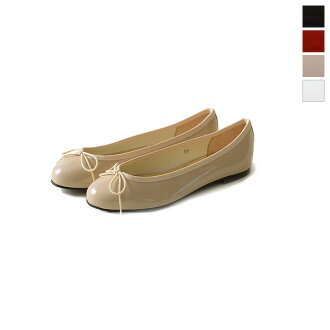 French Sole French sole HENRIETTA / patent leather ballet shoes (4 colors)