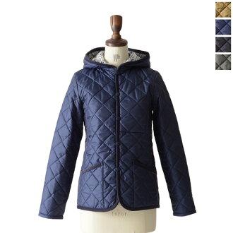 LAVENHAM lavenham CRAYDON LIBERTY / クレイドンリバティ hood Quilted Jacket (6 colors) (S, M, L)