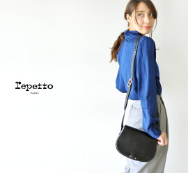 repetto��ڥå�SaddlebagTelemaque/�饦��ɥե���ॷ�������Хå���5152406296��2015�ղơ�