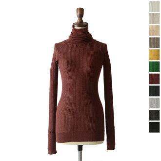 tumugu Zheng ランダムリブ turtle knit and tk9408 (10 colors) ( free )