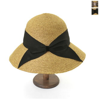 Abu Abu Ribbon natural x-color-based straw hat nh-008 (5 colors)