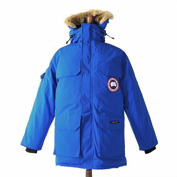Canada Goose' PBI Expedition Parka - Men's Large - Royal PBI Blue