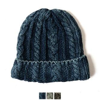 (3 色) h-1406 anapau anapau 漁夫針織帽 (年份) 漁夫帽 (男女皆宜)