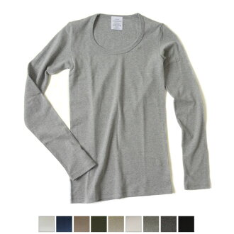 Archipel sirene mermaid アーチペル シレーネマーメイド crew neck long sleeves sewn-mwab5009lls (all 15 color) (M)