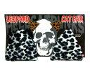 ショッピングドレス 【未使用】 HELL CAT PUNKS 「LEOPARD CAT EAR」 付けバスク耳 (ヘルキャットパンクス レオパード 猫耳 ヘッドドレス) 049605 【中古】