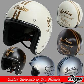 Indian 인디언 모터 사이클 제트 헬멧 ☆ INDIAN OIM-021 CHALLENGER/Orion Ace (오리온 에이스) 오토바이