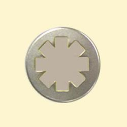 헬멧의 쉴드를 붙이는 버튼에 붙이는 신감각 액세서리!위르좃트보탄/DAMMTRAX(담트락스) 오토바이용 액세서리
