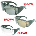 I can put it on even from glasses! Sunglasses goggles for PAGEBOY over glass ZO-7106/ motorcycle & sports
