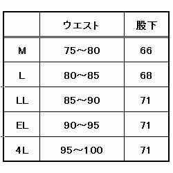 ヤッケパンツ 884 M〜ELの紹介画像2