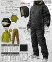 暖かい!【 防水防寒 】レインスーツ 上下セット サーモセイバー防水防寒スーツ as-3100 M L LL 3L 4L メンズ 男性用 レディース 女性用 バイク