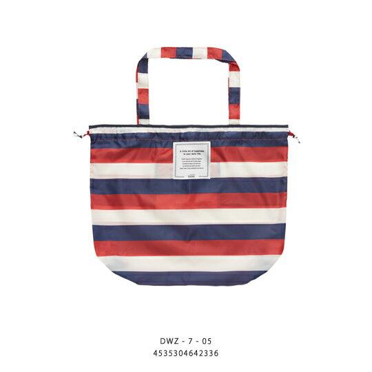 Danke Rain Bag レインバッグ BORDER RED×BLUE [倉庫A] ★ 4000円以上 送料無料 ★ (メール便OK) ★