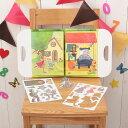 エグモントトイズ マグネットブック 赤ずきん Egmont toy ベルギー 何度も遊べる 持ち運びできる絵本 おしゃれ ギフト 誕生日 お...