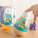 Djeco ローリーピンギー フランス ジェコ 起き上がりこぼし 赤ちゃん ベビー 玩具 (メール便不可) 4000円以上送料無料