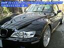 【送料無料・代引き手数料無料】BMW Z3 Mロードスター クーペLEDより断然明るいCCFLイカリングプロジェクターヘッドライトクロームタイプ