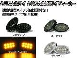 【クリスタルアイ/CRYSTALEYE】BE/BH レガシィ用クリスタルLEDサイドマーカーLEDサイドランプ 3色から選択可能