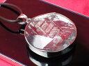 <希少限定品> 直径37mm ギベオン隕石メテオライトペンダント(ヘキサ...