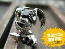 〓恐怖の象徴〓スパイラル スコーピオン[シルバーリング]サソリ Free Size 指輪 ハード系 メンズ アクセサリー ジュエリー シルバー925 シルバーアクセサリー [Silver1]