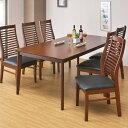 ダイニングテーブルセット 6人用 7点セット 6人掛け 180cm おすすめ ダイニングセット 食卓セット 食卓 食卓椅子 テーブルセット ダイニングテーブル ダイニングチェア 6脚 木製 ブラウン リビングテーブル おしゃれ