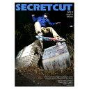 SECRETCUT MAGAZINE シークレットカット 雑誌issue13 スケートボード スケボー SKATEBOARD