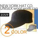 ニューヨークハット (NEW YORK HAT CO.)【入荷しました!!.人気ブランド,NYH,シンプルながらも存在感のあるウールワークキャップ】【..