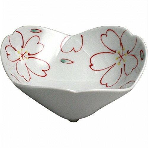 30%OFFセール天手描桜小鉢(赤)ダンNo724339有田焼日本製鉢はち小皿皿さら小プレート小鉢こ