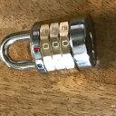 アルファダイヤル式符号錠35mm2880 ナンバー可変式