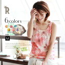 [Cu] It is fs2gm gaiety feelings inner  floral design print tank top (Z53042/Z53046)  email flight shipment [free shipping] [easy  _ packing] [smtb-k] [w1]