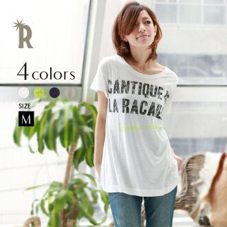 Adult Lady thicken ☆ thick コットンロゴ printed tee shirt (Z53253) ★ ships fs3gm