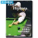 【メール便可】 ビリヤード DVD 土方隼斗の「攻めへのこだわり」 収録時間:63分