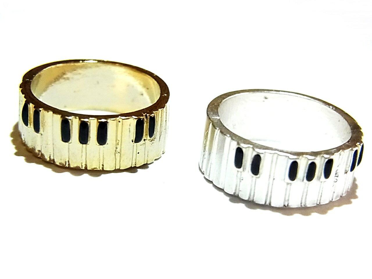 ルチカリングメール便送料無料メロディピンキー(ゴールド/シルバー)Luccicaかわいい指輪アクセサ