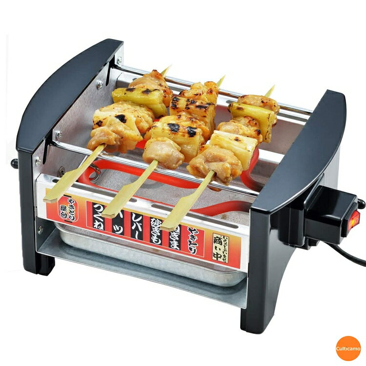 家庭用 電気焼き鳥焼き器 NEWやきとり屋台 MYS-600