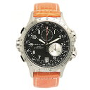 ハミルトン腕時計メンズHAMILTONH77612933カーキETOKHAKIラバーブラック/シルバー/オレンジウォッチ/時計【new1206】