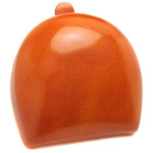 ペローニ コインケース イタリア製 オレンジ