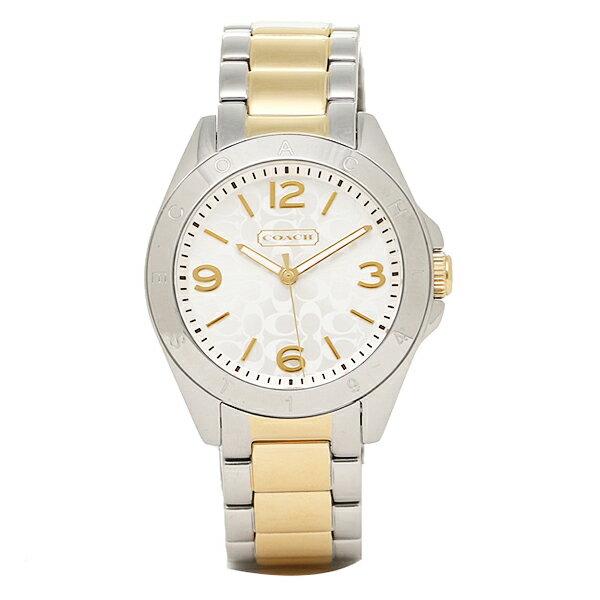 コーチ 腕時計 レディース COACH 14501781 TRISTEN トリステン 時計/ウォッチ シルバー コーチ COACH 腕時計 コーチ 時計/ウォッチ WATCH レディース