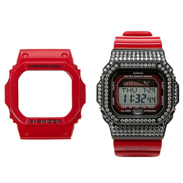 カシオ CASIO 時計 腕時計 メンズ カシオ 時計 メンズ CASIO GLX-5600-4DR-BW G-SHOCK G-ショック G-LIDE G-ライド CASIO CUSTOM 腕時計 ウォッチ レッド/ホワイト CASIO 腕時計 メンズ カシオ 時計 5,400円以上で送料無料