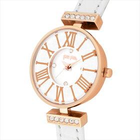 フォリフォリFOLLIFOLLIE時計腕時計フォリフォリ腕時計FOLLIFOLLIEWF13B014SSW-WHホワイト/ピンクゴールド