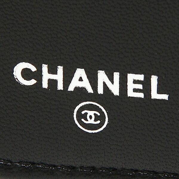 シャネル CHANEL 財布 長財布 シャネル 財布 CHANEL A80106 マトラッセ ラムスキン 長財布 ブラック